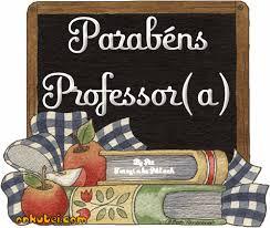 Resultado de imagem para cartão dia professor