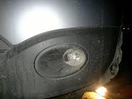 Замена левой <b>передней противотуманной фары</b> (<b>ПТФ</b>) — Nissan ...
