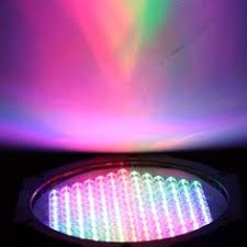 LIXADA <b>Mini</b> 25W DC12V <b>DMX-512</b> 127 LED <b>RGB</b> Stage Par Light ...