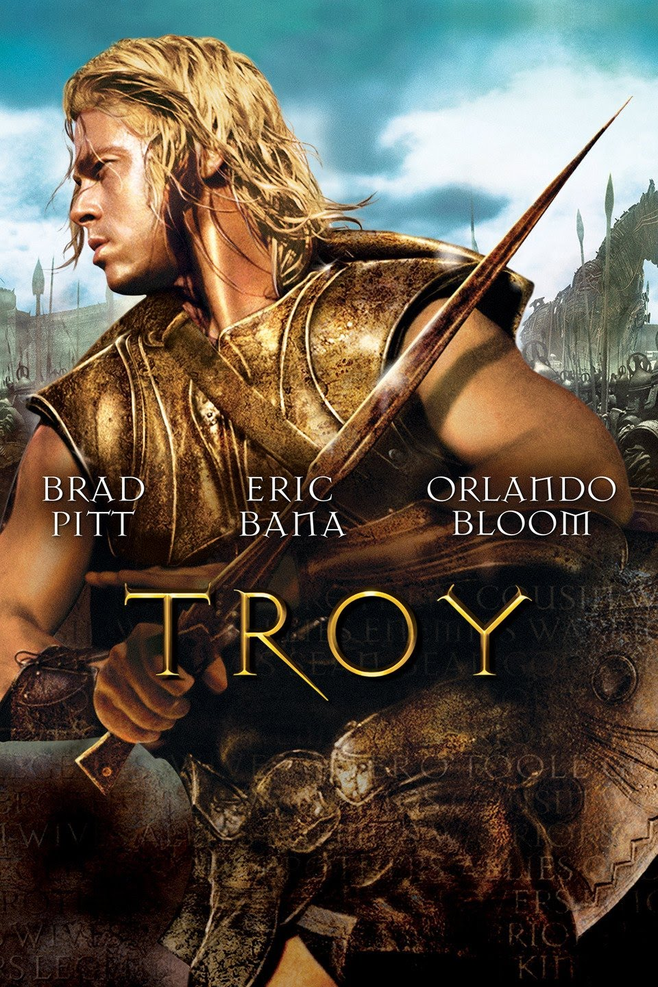 Troy (2004) Dual Audio {Hindi-English} 480p | 720p