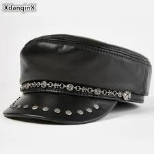 <b>XdanqinX Autumn Winter Women's</b> Elegant Hat Army Military Hats ...