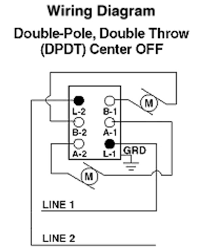 how to wire transfer switch Wiring A Dpdt On Off On Toggle Switch see wiring diagram Dpdt Toggle Switch Wiring Diagram for Stereo Input