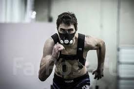<b>Дыхательный тренажер</b> Elevation <b>Training Mask</b> 2.0 Оригинал ...