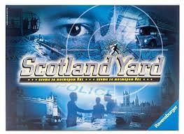 <b>Настольная игра Ravensburger Скотланд</b> Ярд — купить по ...