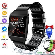 Smart Watch Fitness Tracker, Activity Tracker Heart ... - Amazon.com