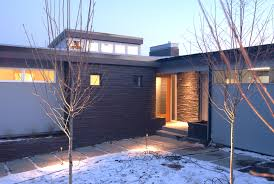 Painting  Mid Century Modern Home Exterior Paint Colors Window - Black window frames for new modern exterior