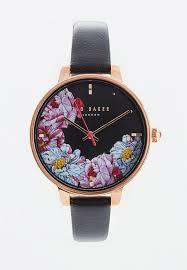 <b>Женские</b> черные <b>часы Ted</b> Baker TE50005013 - цена 10900 руб ...