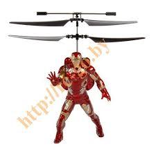 """<b>Радиоуправляемый вертолет Robocar Poli</b> """"Железный человек ..."""