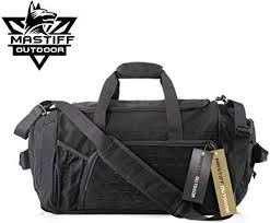 Mastiff Outdoor Tactical Duffel Bag Pro 1000D Nylon ... - Amazon.com