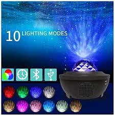 LED galaxy Projector Light Starry Night Lamp Star Sky ... - Amazon.com