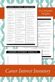 career test printable best business template 17 best ideas about personality inventory minnesota pertaining to career test printable 5013