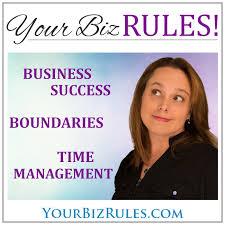 Your Biz Rules (TM) Podcast with Leslie Hassler (business building, time management, small business success, women entrepreneurs)