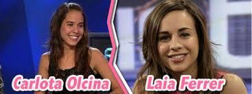 Fins ara no ens n'havíem adonat, però la semblança entre Carlota Olcina i Laia Ferrer és realment espectacular! L'actriu i la periodista comparteixen un ... - 640_1310027757carlota-odena-laia-ferrer-0707