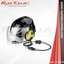 Helmet Headset - RAYTALK COMMUNICATIONS LTD - page 1.