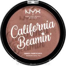 <b>NYX Professional California</b> Beamin Face & Body <b>Bronzer</b> ...