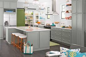 Grey Stained Kitchen Cabinets Light Gray Kitchen Cabinets Decorating Gallery A1houstoncom