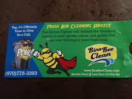 trash bin cleaning service scam fortcollins complete maggots into the bin after it had been emptied then i noticed a conveniently placed advertisement for a trash bin cleaning service