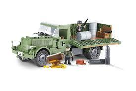 <b>Конструктор COBI Армейский</b> грузовик Mercedes Benz (Мерседес ...