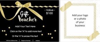 custom birthday coupons customize online print at home birthday coupons