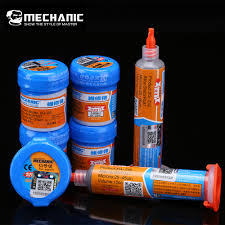Original <b>MECHANIC Solder</b> Flux Paste <b>Tin</b> Cream SMD SMT BGA ...
