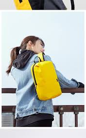 <b>Original Xiaomi</b> Small <b>Backpack 7L</b> for Women Men Colorful Mini ...