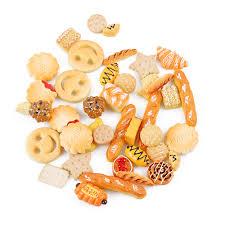 <b>10 Pcs</b>/Lot <b>Miniature</b> 1:12 Dollhouse Decor <b>Mini Miniature Food</b> ...