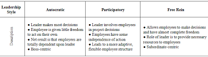Sample literature review SlideShare Gender  Nationality and Leadership Style  A Literature Review