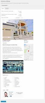listing templates easy property listings wordpress plugin show change log