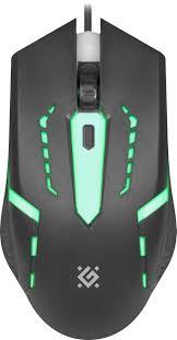 Игровая <b>мышь Defender Flash</b> MB-600L 7цветов,4кнопки,800 ...