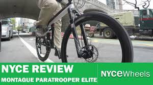 Montague Paratrooper Elite - <b>High End Folding</b> Hardtail Mountain ...