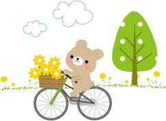 「自転車 無料素材」の画像検索結果