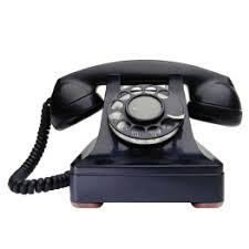Image result for photos of a making calls via landline