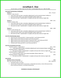 resume templates cover letter common format inside  cover letter common resume format common resume format inside 81 exciting professional resume format
