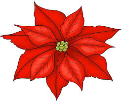 Poinsettia Freebie Printable...would make cute Christmas cards ...