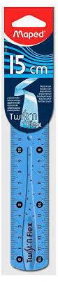 Купить <b>Линейка Maped Twist'n</b> Flex гибкая, 15 см с доставкой по ...