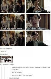 harry potter and sherlock- horcruxes, help, dangerous, funny, meme ... via Relatably.com