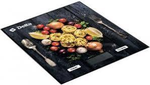 <b>Весы DELTA КСЕ-35</b> цветной спагетти, настольные, 1 гр, стекло ...