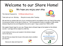 tips on renting your vacation home in brigantine nj we will gladly design a custom flyer for you simply e mail the specific details you want on the flyer to rentals com and we will e mail you a
