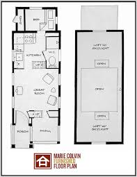 images about Tiny House Floor Plans on Pinterest   Tiny       images about Tiny House Floor Plans on Pinterest   Tiny House  Kitchenettes and Floor Plans