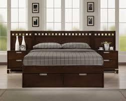 King Size Bedroom Sets Modern Remarkable Storage Platform Bedroom Sets Model And Fireplace View