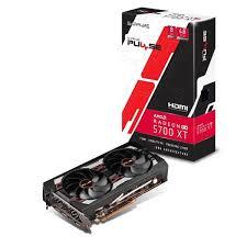 Buy <b>Sapphire</b> Pulse OC Radeon RX 5700 XT 8GB GDDR6 (<b>11293</b> ...