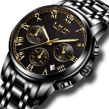 <b>Watch Men Fashion Sport</b> Quartz Clock <b>Mens</b> Full Steel Dress ...