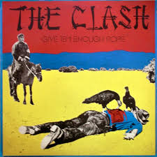The <b>Clash</b> - <b>Give 'Em</b> Enough Rope | Releases | Discogs