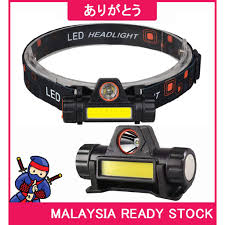 Arigatou <b>Multi functional</b> Waterproof Powerful <b>LED Headlamp</b> XPE + ...