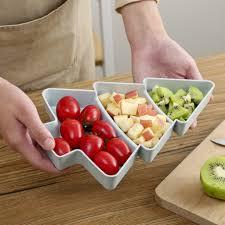 Творческий Сухофрукты плиты Пластик <b>блюдо для закусок</b> ...