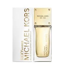 <b>Michael Kors Sexy</b> Amber Women's Perfume - Eau de Parfum