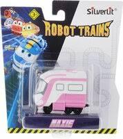 «Игрушка <b>Robot Trains</b> Паровозик Макси (<b>розовый</b> ...