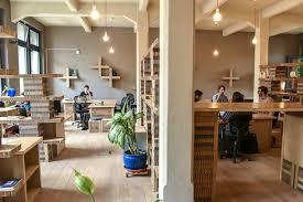 paper hub coworking offices prague czech republic buildinglink offices design republic