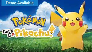 <b>Pokémon</b>: Let's Go, <b>Pikachu</b>! for Nintendo Switch - Nintendo Game ...