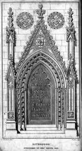 file essay on gothic architecture fontispiece engraving by william file essay on gothic architecture fontispiece engraving by william miller after thomas rickman jpg